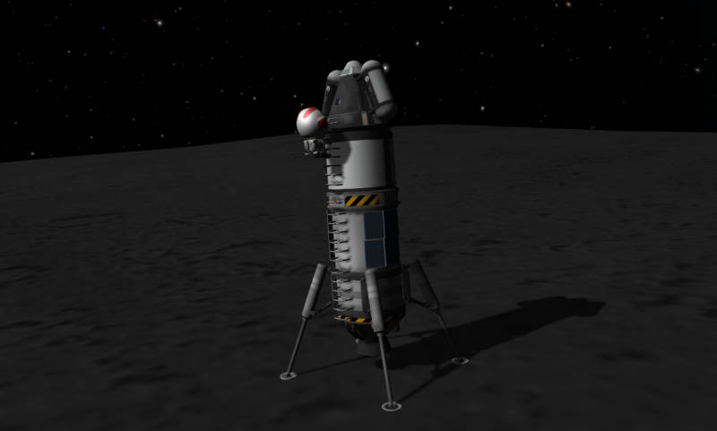 kerbal space program mun landing - photo #46